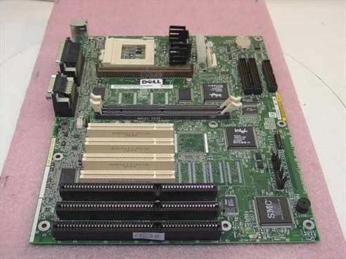 Dell 98211  Optiplex System Board W/o Pentium Processor