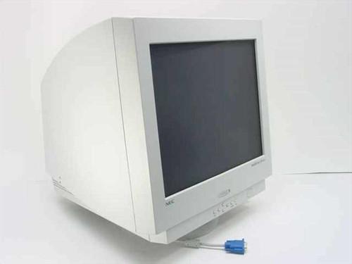"NEC FE950&  19"" CRT SVGA Multisync Monitor model NFK9965STTFW"