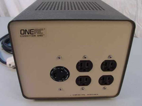 ONEAC CS1120  Line Conditioner 120VA,16 Amps,50/60 Hz