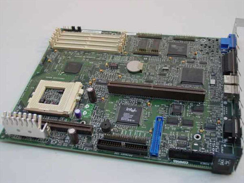 Compaq 005505  Prosignia Socket 7 Motherboard W/ IO Panel