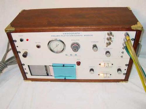 Electro-Diagnostic Instruments Vasograph  Vasograph Pneumo Plethysmograph Winsor