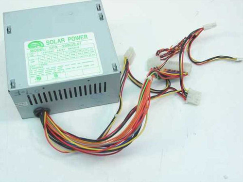 Solar Power 250 W ATX Power Supply (SPX-250C/2.01)