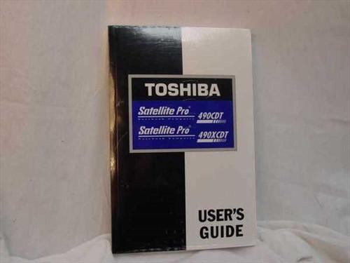 Toshiba Satellite Pro 490CDT Series   User's Guide