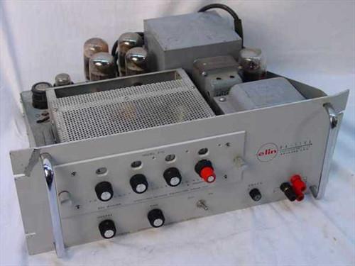 International Electronic Research Corp Elin RA 1100  IERC RA-1100 Oscillator & Tube Amp 45-5000 Hz