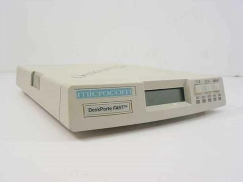 Microcom V.34 Deskporte Fast  V.34 Deskporte Fast Modem 199603001A