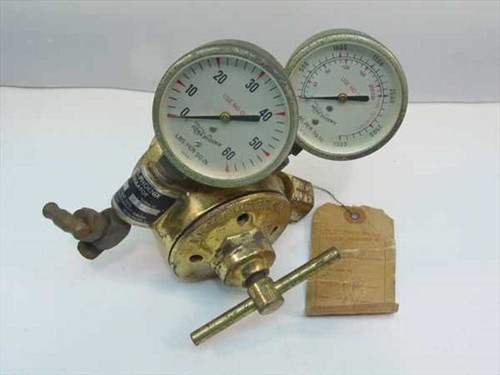 Hoke-Phoenix 2-Gauge Gas Flow Regulator (901A)