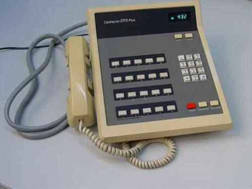 Tone Commander CTX-20  Centracom CTX Plus W/Handset