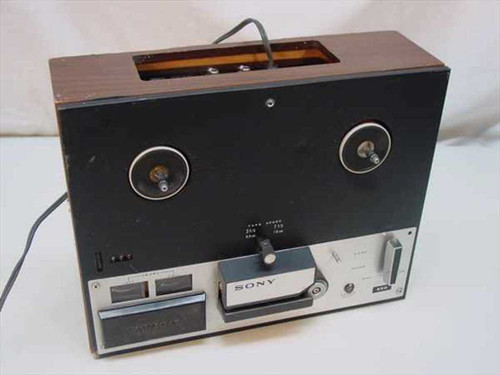 Sony TC-250A  Stereo Reel to Reel Tape Recorder 2 Speed