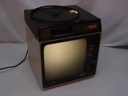 Singer Slide Viewer  Slide Viewer With Cassette Player part 8835