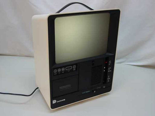 Dukane 28A60A  Film Strip Viewer with cassette and projector