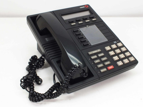 Lucent Office Phone Black 5-Line with Display (MLX-5D)
