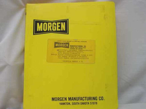 Morgen 57078  Mobile Placer Conveyors Manual