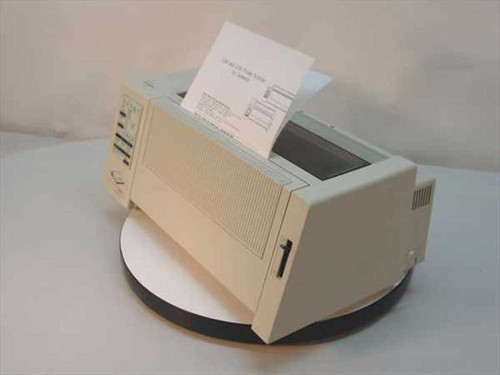 Lexmark 2380-SP2  IBM PPSII dot matrix printer w/ Parallel