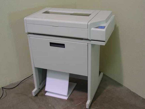 Output Technology 4130  4130P101 Dot Matrix Printer w/Stand Serial/Paralle