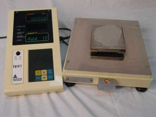 Metrodyne Corp. EPIC  Electronic Counting Scale
