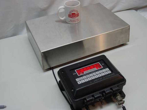 Instrument Consignment Solutions 60048  Computing Scale