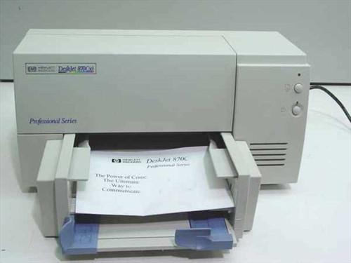HP C4555A  DeskJet Printer 870CXI