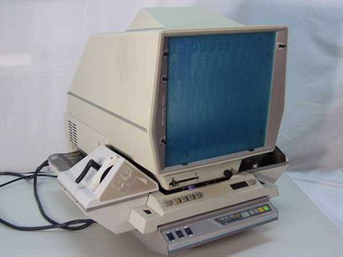 Anacomp MC5000RXT  Micro Copy System 5000 Microfiche Rollfilm Reader