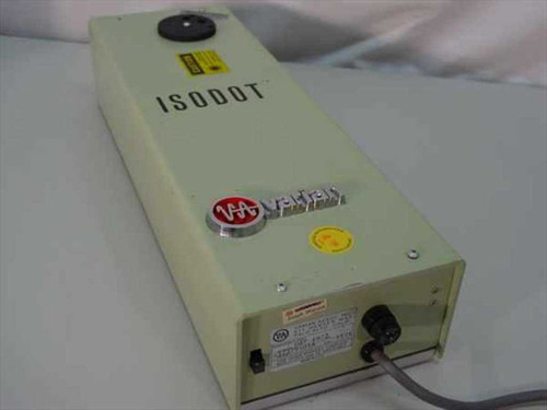Varian Assoc. Inc. 837379-01A  Isodot Helium Laser - Vintage Laser - As Is