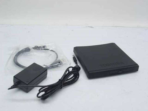 Toshiba External USB CD-RW/DVD-ROM Combo Drive (PA3352U-2CD2)