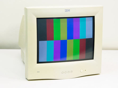"IBM 6331-M2N/B  15"" SVGA E54 Monitor .28DP - no base"