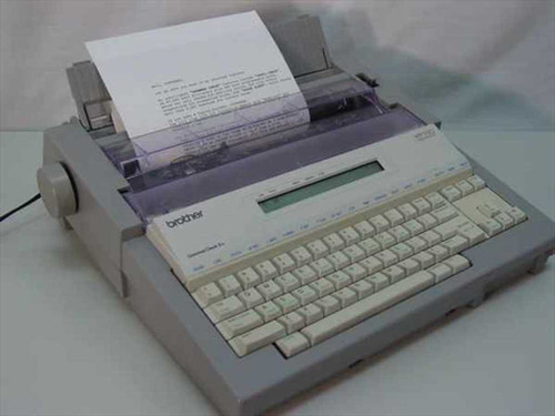 Brother WP-1150  Electronic Typewriter Word Processor
