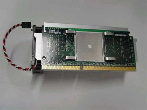 Intel SL2WN  Slot 1 Celeron333 Mhz/66/128/2v Processor