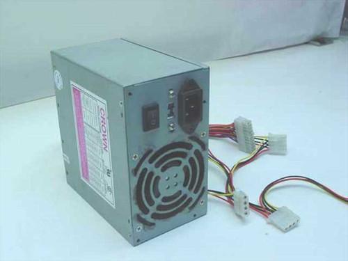 Crown 250 W ATX Power Supply FP-250W