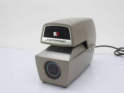 RapidPrint ADN-E  Time Stamp Machine