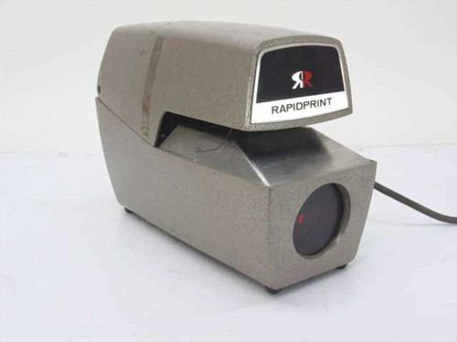 RapidPrint ARMT-E  Time Stamp Machine