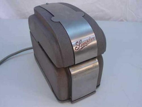 Simplex HA2G  Time Stamp Machine