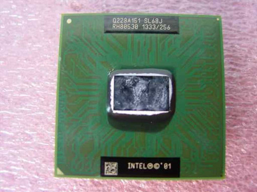 Intel RH80530 1333/256  1.33GHz Mobile Celeron Micro-FCPGA Processor