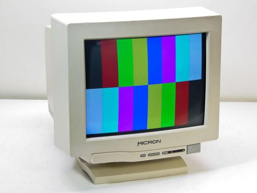 "Micron MNN001004  15"" SVGA Monitor 15FGX"
