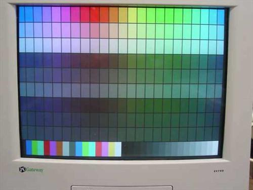 """Gateway EV700  17"""" SVGA Monitor"""