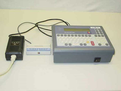 Intermec DX200S  Maxilan Scanner w/Intermec Magscan