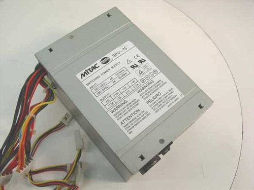 Compaq 304231-001  75W Power Supply Presario Mitac SPU-75