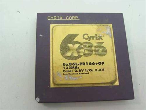 Cyrix 6x86L-PR166&GP  Processor Chip, 133 Mhz, Core 2.8V I/O 3.3V