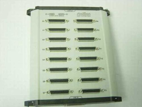 Stallion PA-EC-16D2  Easy Connection 16 Port Panel DB25 - 980019