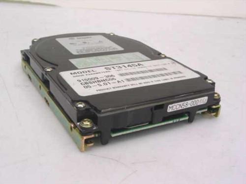 "Seagate ST3145A  130MB 3.5"" IDE Hard Drive"