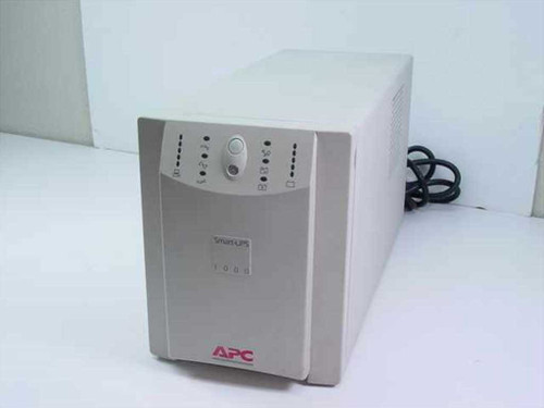 APC SU1000NET  1000 VA Smart-UPS 1000 Battery Back-up