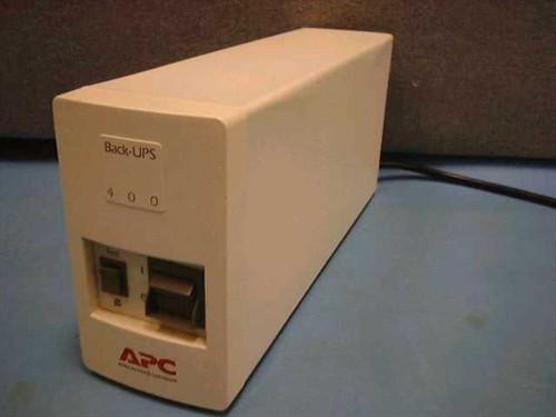 APC Back-UPS 400  400 VA UPS Battery Back-UP