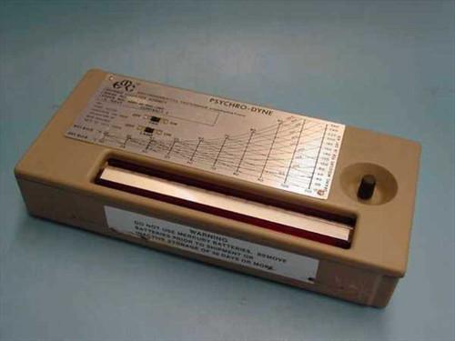 Environmental Tectonics Corp PSYCHRO-DYNE  Psychrometer for Relative Humidity