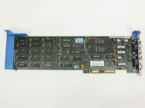 IBM 90X9229  MCA Dual Serial Card Adapter 90X9157XM
