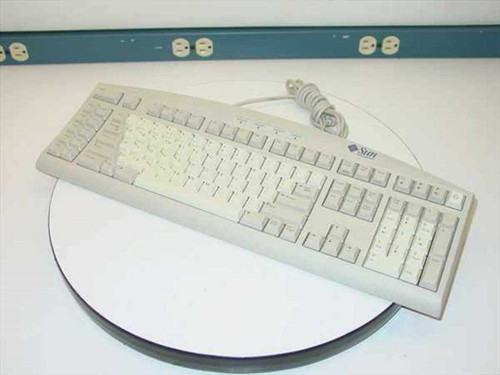 Sun 320-1272-01  Keyboard Type 6