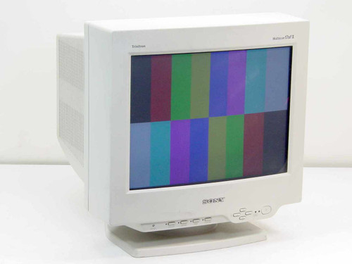 "Sony CPD-17SF2  17"" CRT SVGA Monitor"