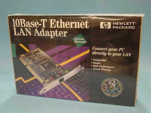 HP J2405A  10Base-T Ethernet LAN Adapter
