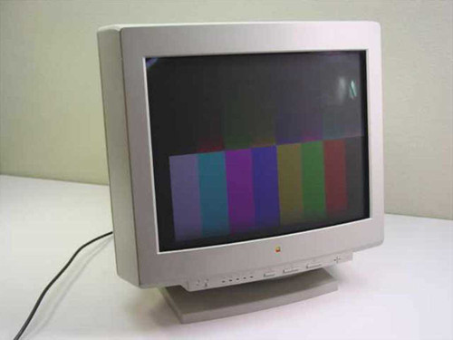 "Apple M1823  20"" Apple Multiple Scan Display Color Monitor -Li"