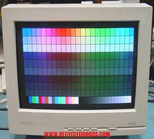 "Intergraph TX-D1753W  17"" SVGA Monitor 17sd86"