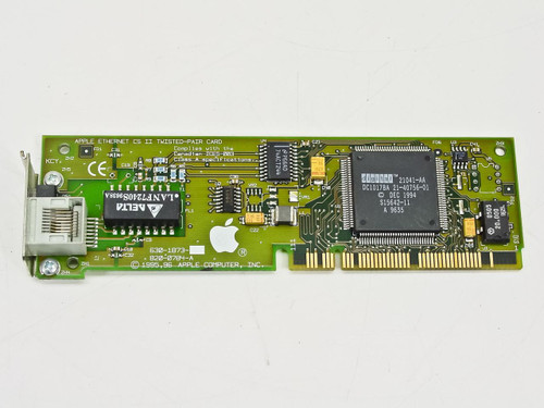 Apple 630-1873  Ethernet CS II Twisted-Pair Card 82-0784-A