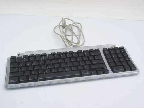Apple M2452  Mac G3 iMac eMac USB Keyboard - Translucent
